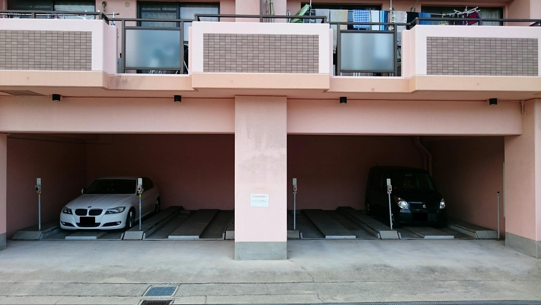 敷地内駐車場(機械式)
