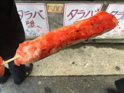 今宮戎神社「えべっさん」タラバ蟹