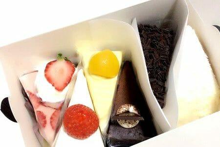 サンセイホームのブログ誕生日ケーキ