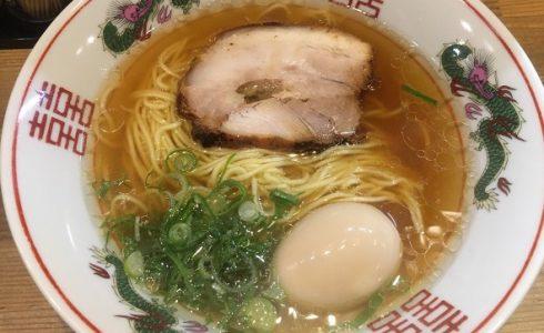 江坂のラーメン屋さん