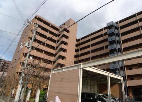 【中古マンション】朝日プラザ千船107号室 西淀川区大和田4丁目