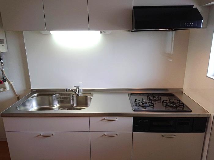 北野ハイツ510号室キッチン