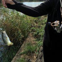 【サンセイホーム】琵琶湖でバス釣りしてきました。