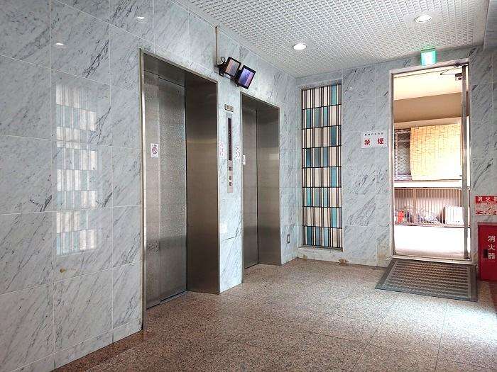 リバーサイドヴィラ姫島エレベーター