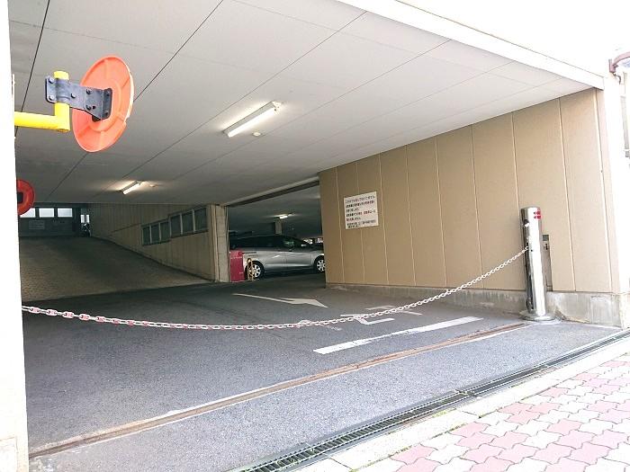 リバーサイドヴィラ姫島駐車場