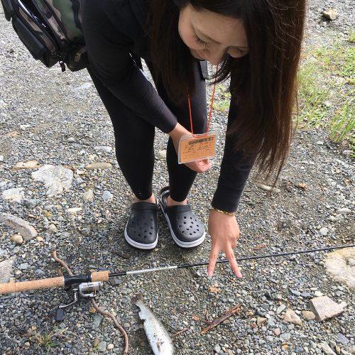 【サンセイホーム】太刀魚のシーズン終盤。南港釣り