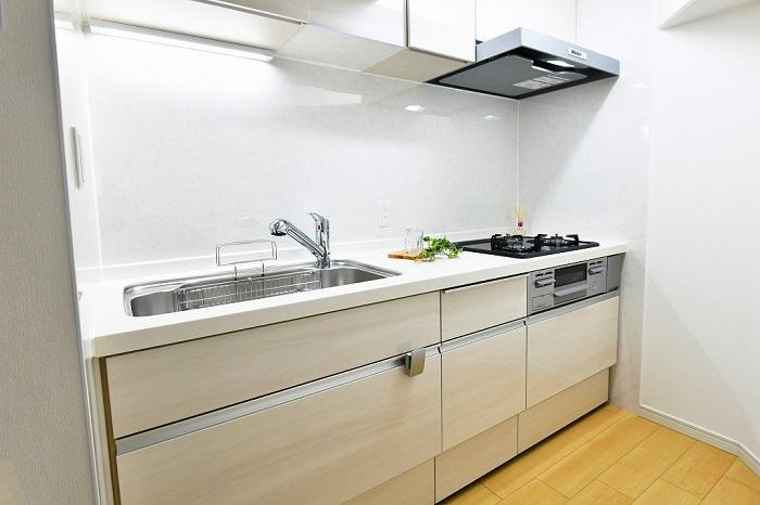 エバーグリーン淀川3号館キッチン