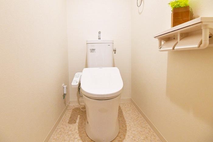 エバーグリーン淀川3号館トイレ