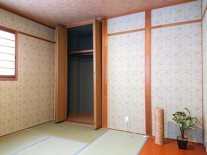 【中古一戸建て】大阪市東淀川区北江口2丁目和室