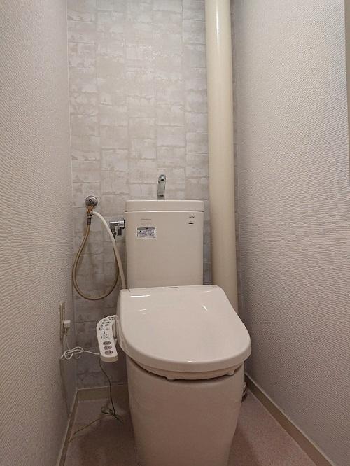 オリーブハイツ相川2号棟トイレ