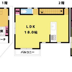 【中古戸建】東淀川区上新庄3丁目 4LDK