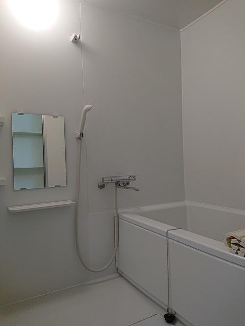 淡路パークハイツ2番館浴室