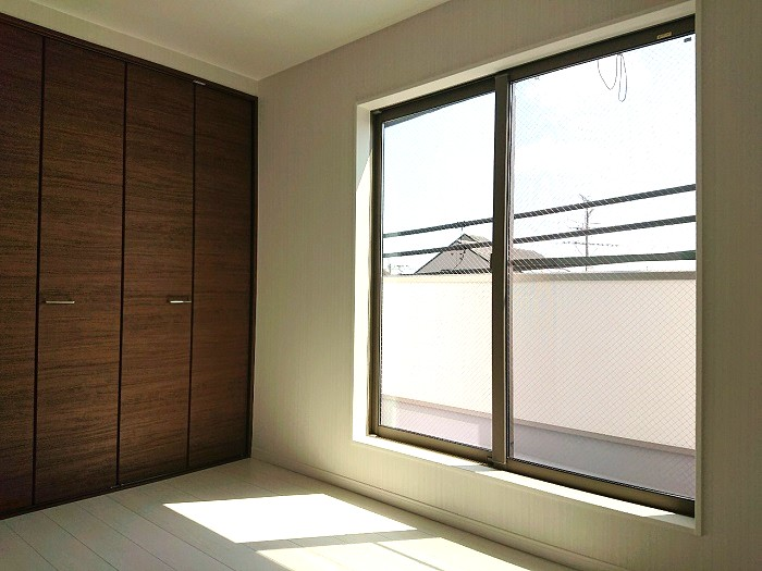新築一戸建て 北別府町3-12 3階洋室