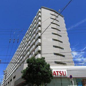 藤和堂島ハイタウン外観