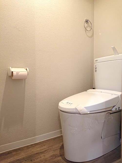 藤和堂島ハイタウントイレ