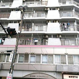 新大阪第1ダイヤモンドマンション外観