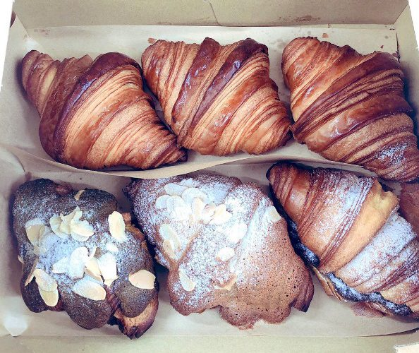 上新庄にあるクロワッサン専門店クロワッサン サファリ (croissant Saffarii) へ行ってきました(^^)