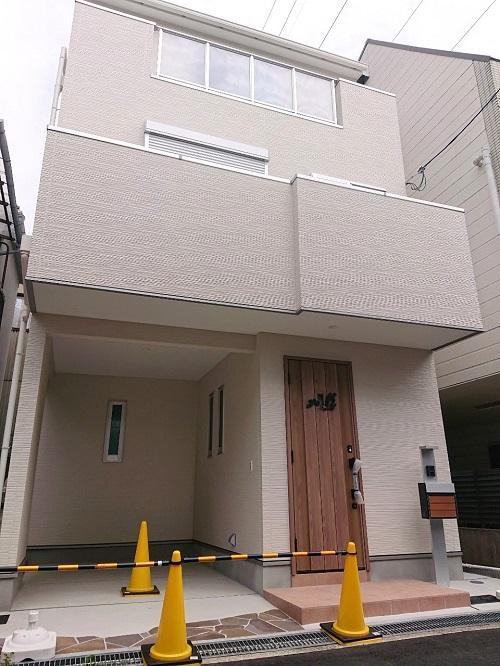 【新築戸建て】東淀川区大桐2丁目13-33床暖房有り!3LDK